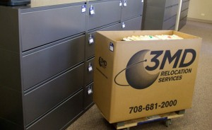 Naperville Office Moving